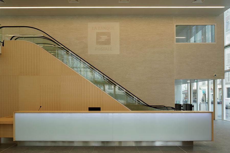 photographie d 39 architecture si ge de la banque postale atelier d 39 architecture chaix morel. Black Bedroom Furniture Sets. Home Design Ideas